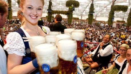 OKTOBERFEST e la beer recession