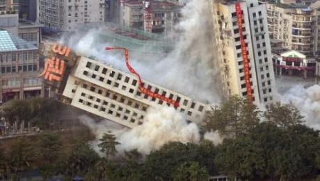 bolla immobiliare cinese