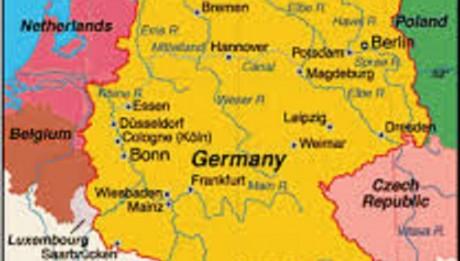 mappa germania - 3