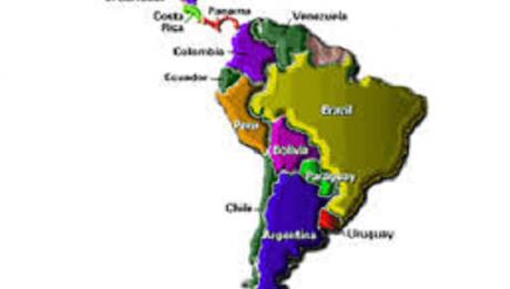 sudamerica - mappa - 1