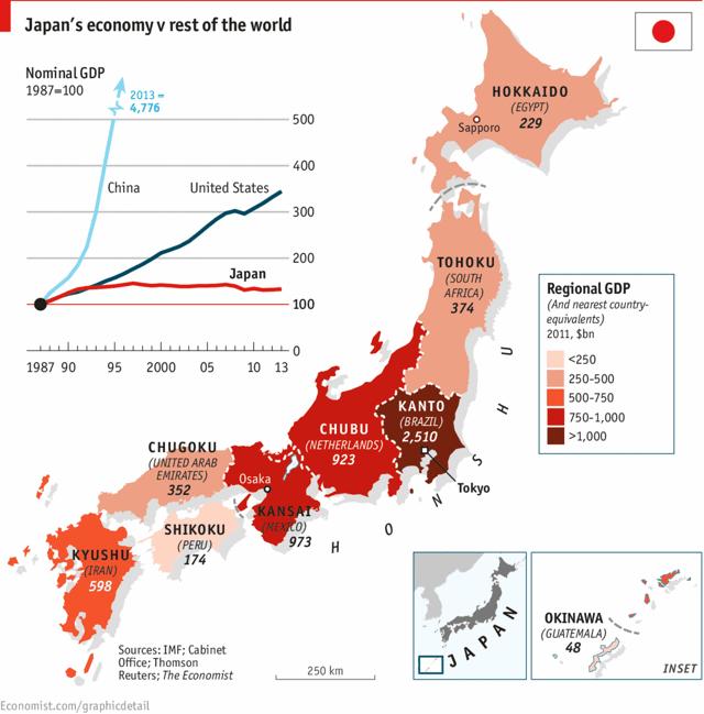 Cartina Economica Giappone.Pinguinoeconomico Giappone Il Punto Sulla Crisi