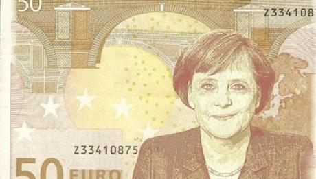 EURO MERKEL-1